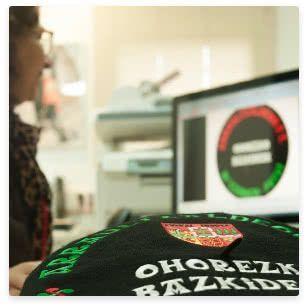 Diseño de bordado personalizado