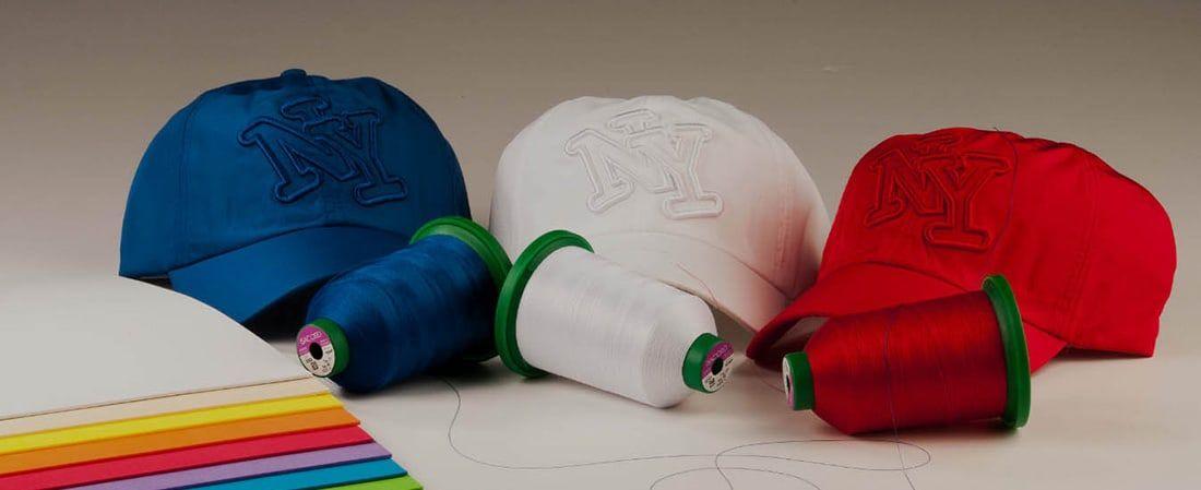 gorras bordadas personalizadas