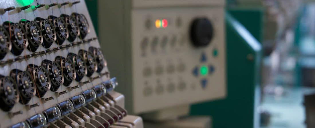 maquinaria bordados personalizados